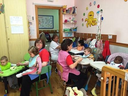 Ayuda 2015 16 a guarder a infantil en villaverde madrid for Proyecto comedor infantil