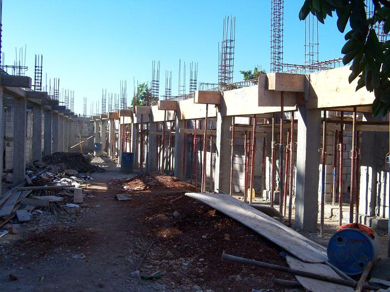 Construcci n de una escuela comunitaria for Proyectos de construccion de escuelas